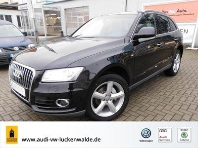 gebraucht Audi Q5 2.0 TDI EU6 S line S tronic *NAVI*GRA*XENON*