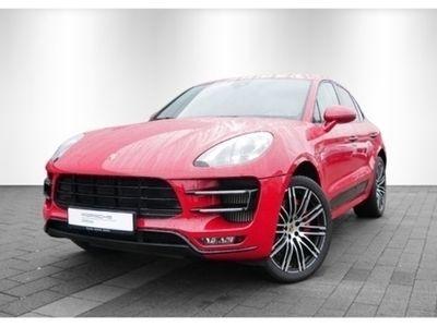 gebraucht Porsche Macan Turbo mit Performance Paket, 21'',Panorama,Luftfederung