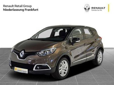 gebraucht Renault Captur LUXE ENERGY 1.5 dCi 90 eco² Navigationssy