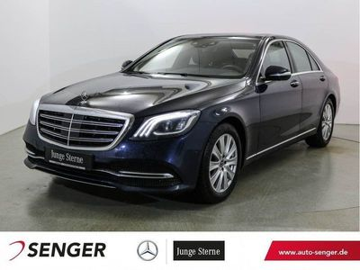 käytetty Mercedes S350 d 4M Panorama Standheizung Distronic ILS