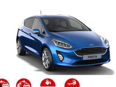 gebraucht Ford Fiesta 1.0 Ecoboost 125 Titan LED PDC Lane in Kehl