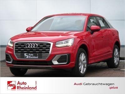 gebraucht Audi Q2 sport 30 TFSI 6-Gang/LED/AHK/Connectivity Klima