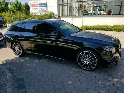 gebraucht Mercedes E50 AMG MercedesT AMG 4 Matic