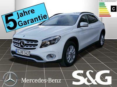 "gebraucht Mercedes GLA200 STYLE 7G-DCT/LMR17""/Navi/RF-Kamera/Sitzh"