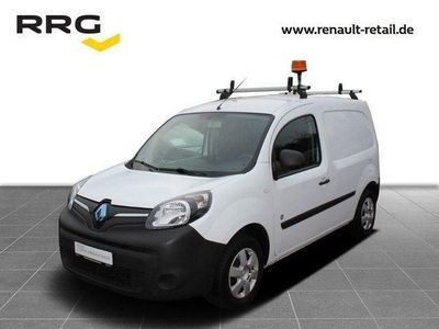 gebraucht Renault Kangoo Z.E. 2-Sitzer zzgl. Batteriemiete Klima +