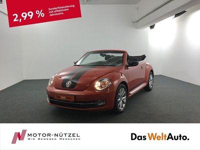 gebraucht VW Beetle Cabriolet Club BMT