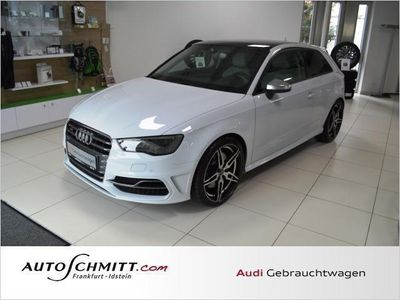 gebraucht Audi S3 2.0 TFSI DSG Quattro Navi LED Panoramadach