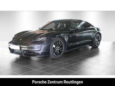 gebraucht Porsche Taycan Turbo InnoDrive Surround-View HA-Lenkung