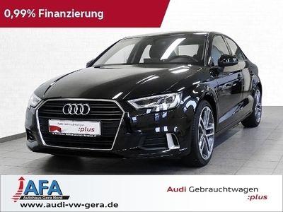 gebraucht Audi A3 Limousine 1,0 TFSI Sport LED,Navi,S-Line