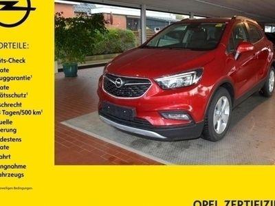 gebraucht Opel Mokka X 1.4 Turbo Edition (EURO 6d-TEMP)