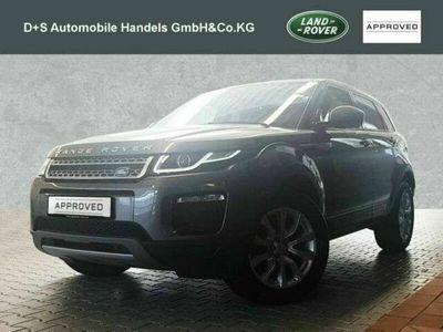 gebraucht Land Rover Range Rover evoque TD4 SE