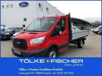 gebraucht Ford Transit Pritsche 350 L2 Einzelkabine 2.2 TDCi,AHK,Elektr. Fenster