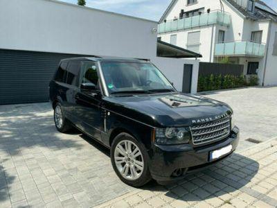 gebraucht Land Rover Range Rover Vouge TDV8 Autobiography Winterpaket
