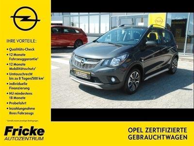 gebraucht Opel Karl Rocks Klima Sitzhzg. PDC hinten USB+BT