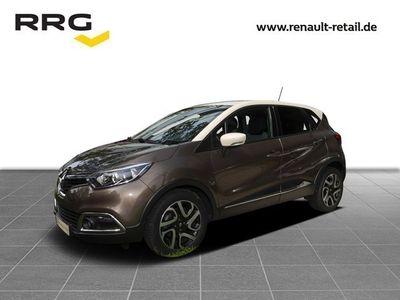 gebraucht Renault Captur 1.5 dCi 90 LUXE Navi, Rückfahrkamera, Kli