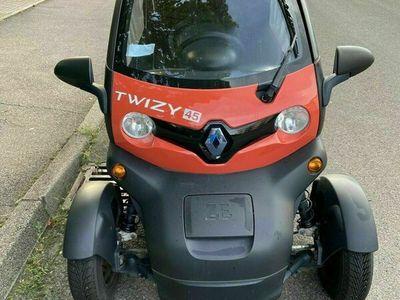 gebraucht Renault Twizy 45 ab 16 Jahre inkl. Batterie