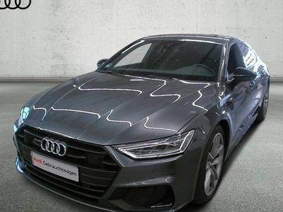 gebraucht Audi A7 Sportback 50 TDI quattro 210(286) kW(PS) 8-stufig tiptronic