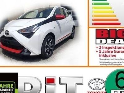 gebraucht Toyota Aygo 1.0 x-play Connect Klima, Kamera Tou