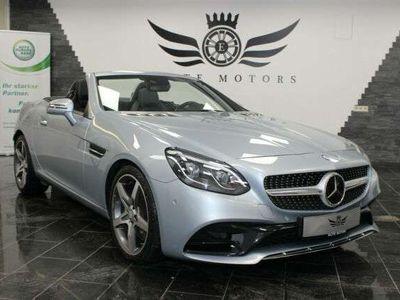 gebraucht Mercedes 250 SLCd*AMG*MAGIC-SKY*LED*PANO*H&K*AIRSCARF*9GT