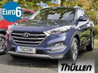 käytetty Hyundai Tucson 1.7 CRDi Euro 6 Advantage Navi