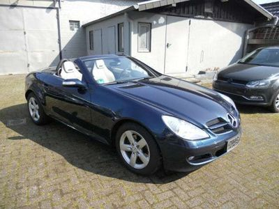 gebraucht Mercedes SLK280 Roadster 280-Leder-Navi-AUTOMATIK