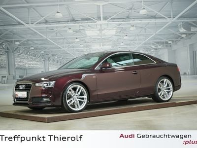 gebraucht Audi A5 Coupé S line