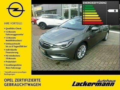 gebraucht Opel Astra ST Excellence+Navi+Parkpilot vorne u. hinten+Blu
