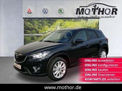 gebraucht Mazda CX-5 2.0 SKYACTIV-G Sports-Line AWD Allrad+Navi