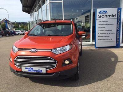 gebraucht Ford Ecosport Trend
