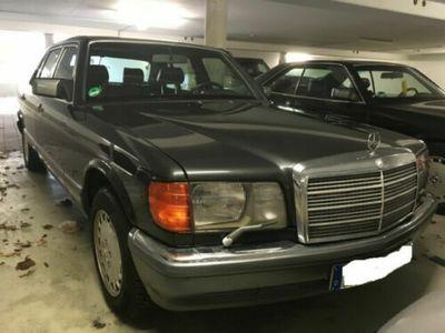 używany Mercedes 420 S-Klasse W1262. Serie