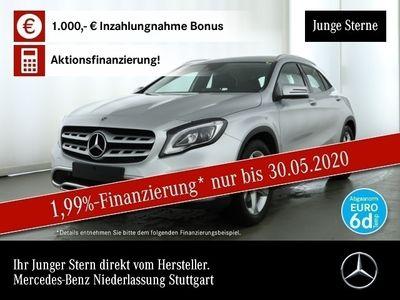 gebraucht Mercedes GLA220 4M Urban LED AHK Keyl-GO Navi Laderaump