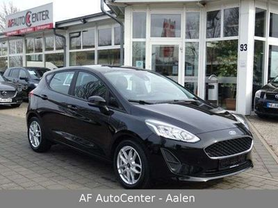 gebraucht Ford Fiesta EcoBoost *Cool & Connect *LED*Navi*