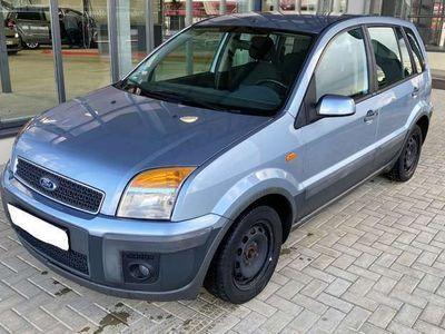 gebraucht Ford Fusion Calero*118Tkm*90PS*PDC*Klima*Scheckheft*