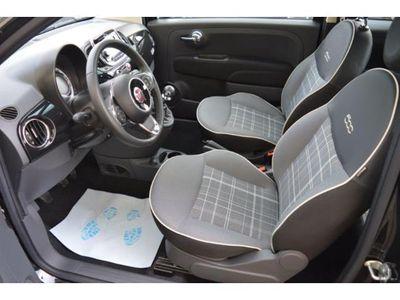 gebraucht Fiat 500 1.2 8V Lounge Glasdach Navigation PDC