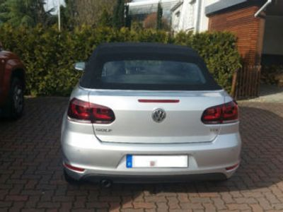 gebraucht VW Golf Cabriolet 1.6 TDI Cup