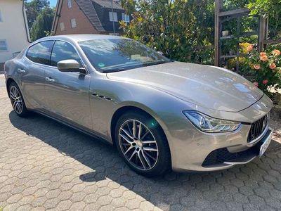 gebraucht Maserati Ghibli Diesel Automatik