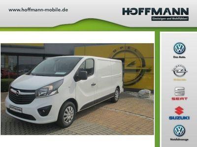 gebraucht Opel Vivaro 1.6 D (CDTI) L2H1 S&S Klima PDC Boden