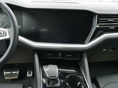gebraucht VW Touareg 3.0 V6 TDI SCR 4M R-LINE * LEDER * INNOVISION COCKPIT * LUFTFEDERUNG * IQ. LIGHT * 21 ZOLL * PANORAMA * AHK * HEAD-UP-DISPLAY