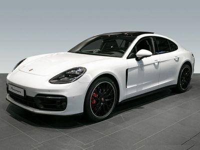 gebraucht Porsche Panamera 4S