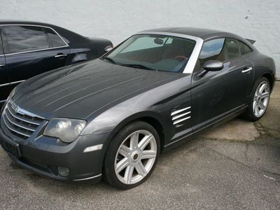 gebraucht Chrysler Crossfire Coupe 3.2