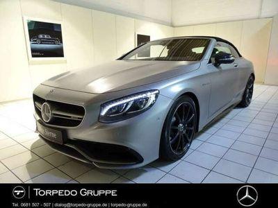 gebraucht Mercedes S63 AMG AMG 4M CABRIO AMG AIRSCARF+NAVI+COMAND+MULT