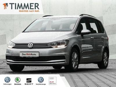 gebraucht VW Touran 1.5 TSI Comfort *DSG *7Sitze *ACC *AHK *NAVI *CLI
