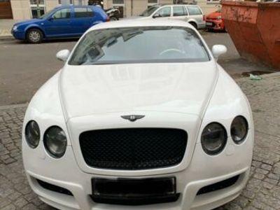 gebraucht Bentley Continental GT MANSORY UMBAU