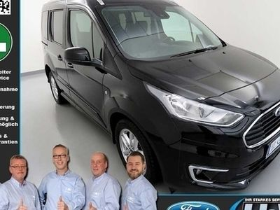 gebraucht Ford Tourneo Connect 1.5 EcoBlue Titanium (Pandach,PPS vo/hi)