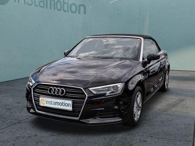 gebraucht Audi A3 Cabriolet A3 1.4 TFSI S tronic XenonPDCDAB