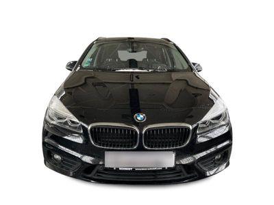 gebraucht BMW 218 d SPORTSITZE+NAVI+TEMPOMAT+LORDOSE+