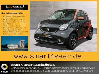 gebraucht Smart ForTwo Coupé prime 66 kW twinamic, Cool&Media