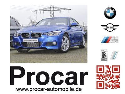 gebraucht BMW 320 d Lim. M Sport // Navi Prof. HiFi HuD Alarm