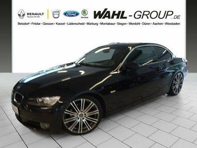 gebraucht BMW 320 Cabriolet STEPTRONIC KLIMA XENON BUSINESS CD SITZHEIZUNG