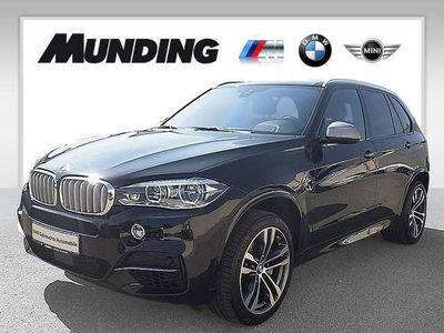gebraucht BMW X5 M 50d A M-Sport Navi HUD MFL AHK PDC SHZ
